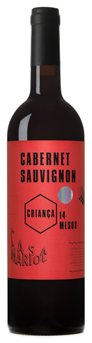 Casa Mariol, cabernet sauvignon criana.