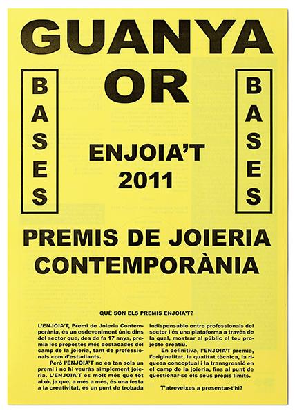 Bases premios Enjoia't.