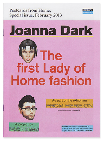 Featuring Joanna Dark and Roc Herms