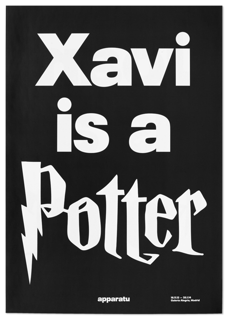 Xavi Mañosa is a potter.